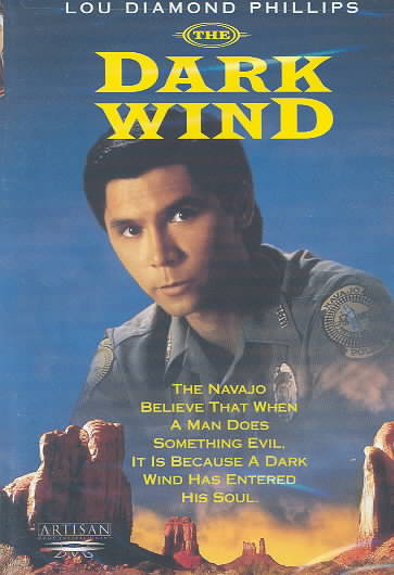 DARK WIND BY PHILLIPS,LOU DIAMON (DVD)