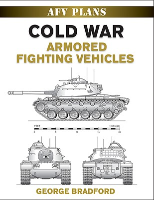 Cold War Armored Fighting Vehicles By Bradford, George